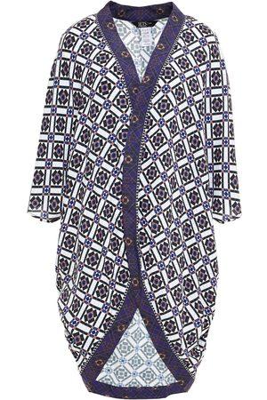 JETS Woman Printed Voile Kimono Size M/L