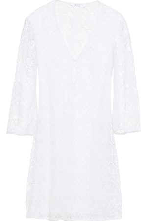 JETS Women Beach Dresses - Woman Guipure Lace Kaftan Size L
