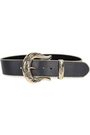 B-Low The Belt Women's Brooks Leather Western Belt - - Size Large