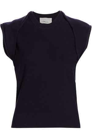 3.1 Phillip Lim Women's Utility Shell Top - Midnight - Size Large