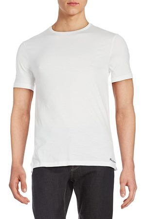 Ralph Lauren Men Short Sleeve - Men's Short-Sleeve Crewneck Cotton Tee - - Size XXL