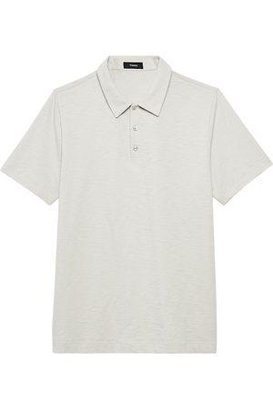 THEORY Men Polo Shirts - Men's Cosmo Regular-Fit Polo Shirt - Plush - Size XXL
