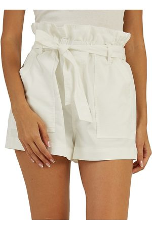 Splendid Women's Ryland Paperbag Shorts - - Size Small