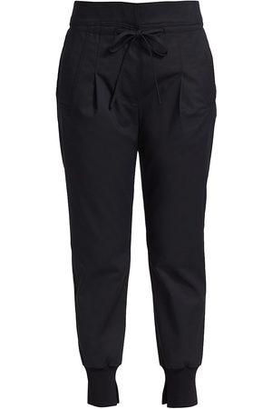 3.1 Phillip Lim Women's Tie Waist Utility Joggers - - Size 4