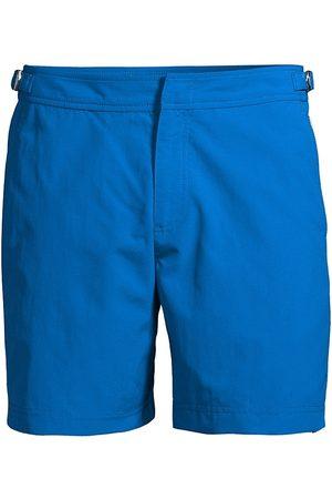 Orlebar Brown Men's Bulldog Swim Trunks - Sky Diver - Size 38