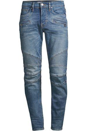 Hudson Men's Blinder Moto Rally Jeans - Rally - Size 40