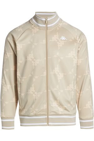 Kappa Men's Authentic Ombron Track Jacket - - Size Large