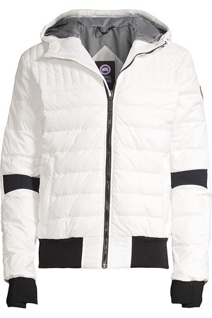 Canada Goose Men's Cabri Hooded Puffer Jacket - Northern Star - Size XL