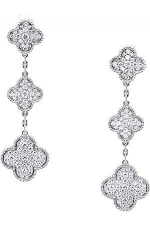 Van cleef Magic Alhambra White gold Earrings for Women