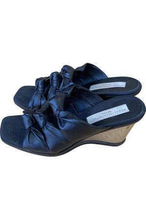 Stella McCartney \N Vegan leather Mules & Clogs for Women