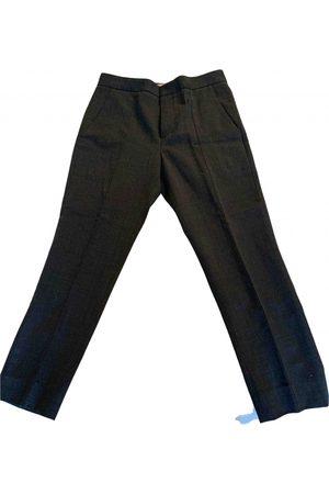 Marni Women Straight Leg Pants - Wool straight pants