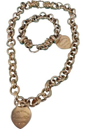 Tiffany & Co. Return to Tiffany Silver Jewellery Set for Women
