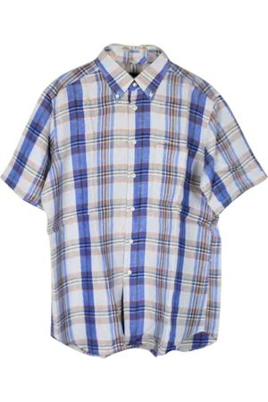 Emanuel Ungaro \N Linen Shirts for Men