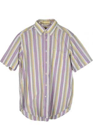 Emanuel Ungaro \N Cotton Shirts for Men