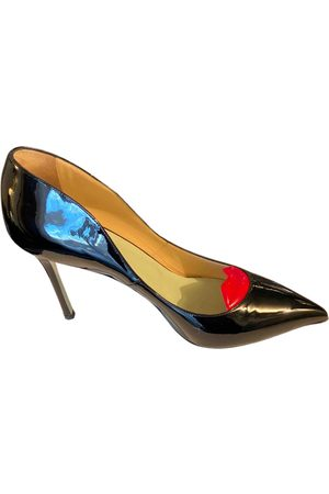 GIANNICO \N Patent leather Heels for Women