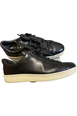 Tom Ford Leather Trainers