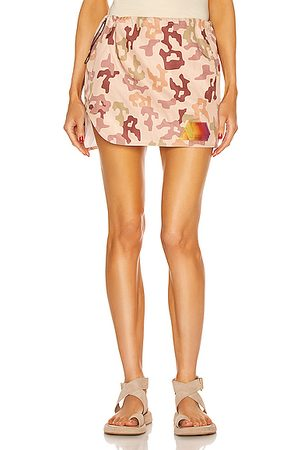 The Attico Women Mini Skirts - Giana Mini Skirt in Blush