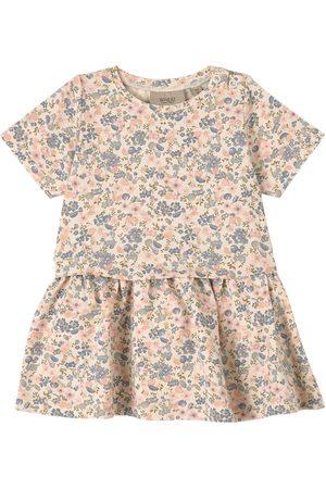 WHEAT Girls Casual Dresses - Sale - Flowers and Seashells Adea Dress - Girl - 68 cm (4-6 Months) - - Casual dresses