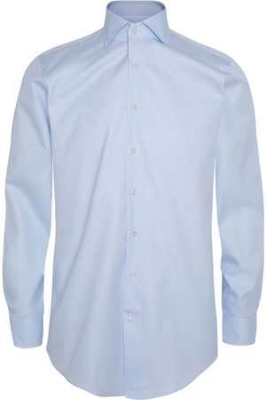 Hackett Men Shirts - Mayfair Journey Twill Ks L