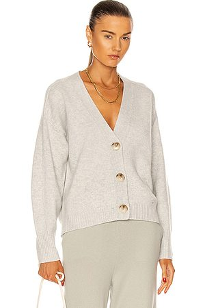 Loulou Studio Women Cardigans - Zanzibar Cardigan in Grey