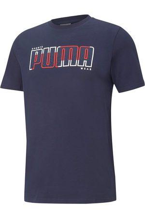 PUMA Men Peacoats - Athletics Big Logo M Peacoat
