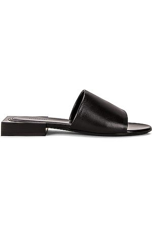 Balenciaga Women Sandals - Box Sandals in