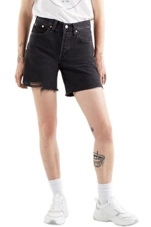 Levi's Women Pants - 501 Mid Thigh 23 Lunar