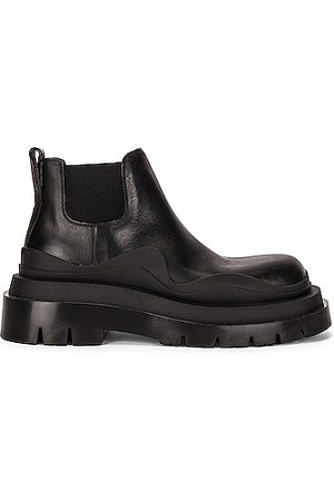Bottega Veneta The Tire Ankle Boots in