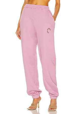 The Attico Peggy Pant in Pink