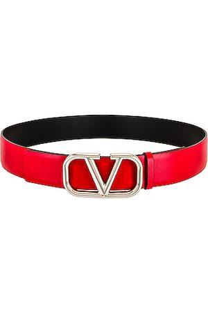 VALENTINO GARAVANI Men Belts - Buckle Belt in