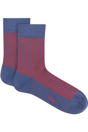 Falke Kids - Pair of stripe print socks - Unisex - 35/38 (UK 2.5/5 - US 3.5/6) - - Socks
