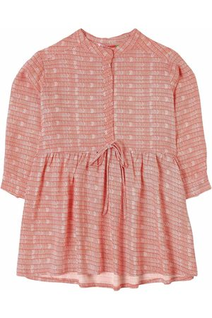 Bakker made with love Sale - Adele Print Dress - Girl - 4 years - - Casual dresses