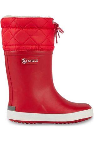 Aigle Rain Boots - Kids - fur-lined rain boots - Giboulée - Unisex - 31 EU - - Wellingtons