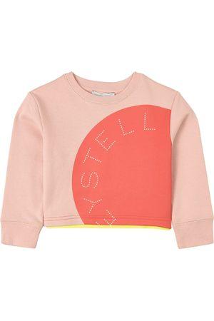 Stella McCartney Kids - Stella Sport Sweatshirt - Girl - 3 years - - Sweatshirts