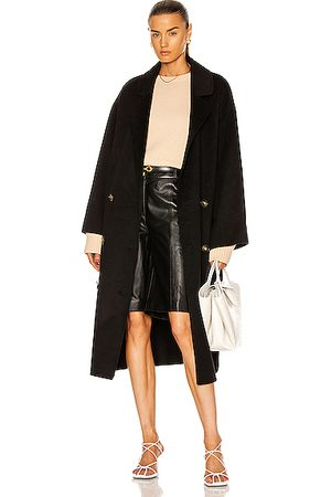 Loulou Studio Women Coats - Borneo Coat in