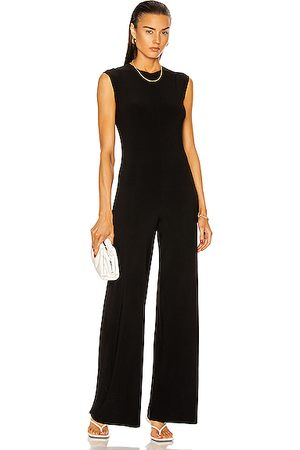 Norma Kamali Sleeveless Jumpsuit in