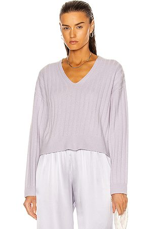 SABLYN Maia Sweater in Lavender