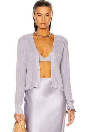 SABLYN Women Cardigans - Tati Cardigan in Lavender