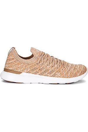 APL Athletic Propulsion Labs Women Sneakers - TechLoom Wave Sneaker in Neutral