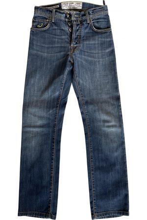 Jacob Cohen Men Jeans - \N Cotton Jeans for Men