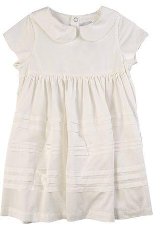 Petit Bateau Girls Casual Dresses - Silky Satin Dress - Girl - 6 months - - Casual dresses