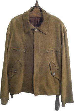 Hermès VINTAGE \N Leather Jacket for Men