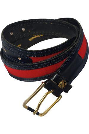 Ermenegildo Zegna VINTAGE \N Leather Belt for Men