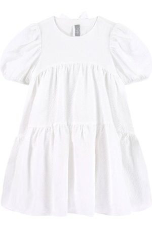 Il gufo Sale - White Dress - Girl - 4 Years - - Casual dresses