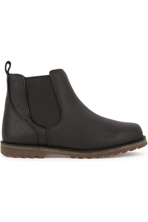 UGG Kids - Callum leather boots - Unisex - 22 EU - - Ankle boots