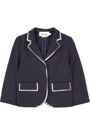 BONPOINT Navy Suit Jacket - Unisex - 4 years - Navy - Suit jacket