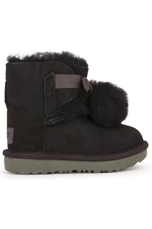 UGG Ankle Boots - Kids - Gita fur-lined leather boots - Unisex - 30 (UK 12 / US 13) - - Ankle boots