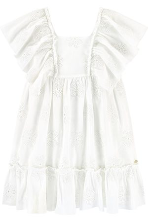 Tartine Et Chocolat Girls Casual Dresses - Embroidered dress - Girl - 4 Years - - Casual dresses