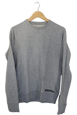 JACK & JONES Grey Cotton Knitwear & Sweatshirts