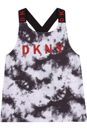 DKNY Kids Sale - Marble Tank Top - Girl - 8 years - - Tanks and vests